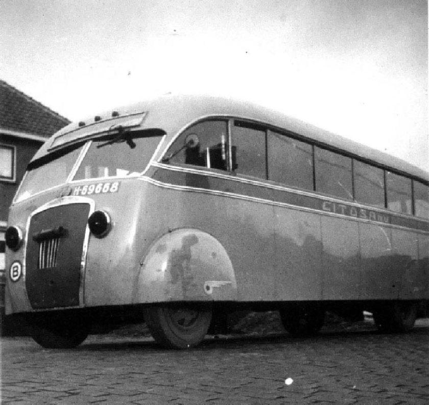 1936 Citosa-Verheul Volvo