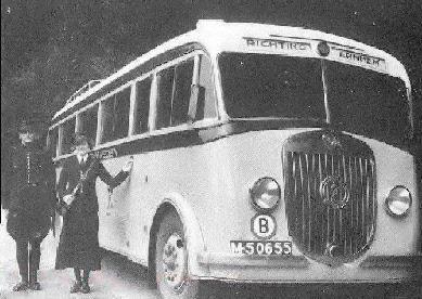 1936 Kromhout, Kromhout LW, carr. Verheul, GTM 110 Struisvogel, M-50655  PB-44-14