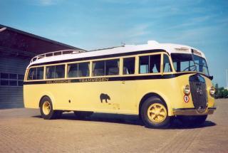 1936 Krupp ODN4 - Verheul  GTW 119