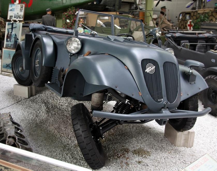 1936 Tempo G 1200 Offroad