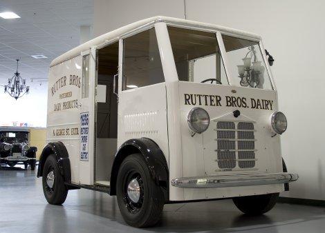 1936 Thorne C-1 Concept Truck 1936