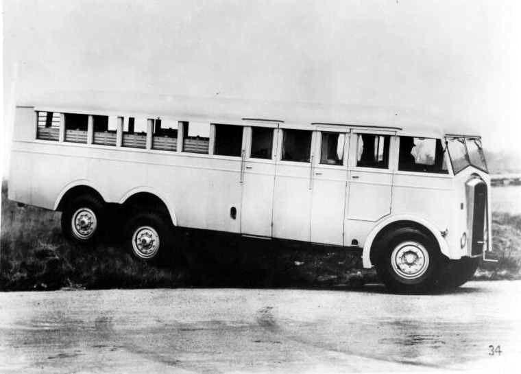 1936 Thornycroft Trusty21