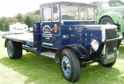 1936 Tilling-Stevens Ltd. 1897-1950 UK