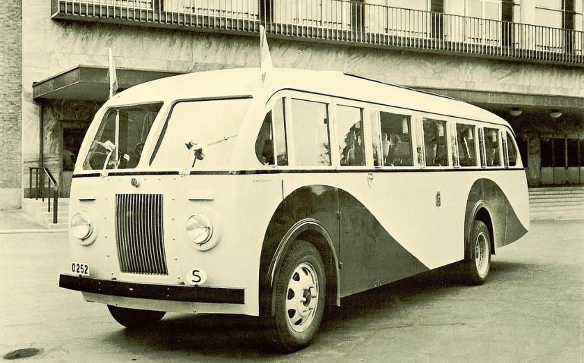 1936 Volvo B10
