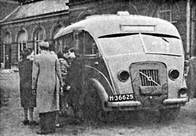 1936 Volvo Verheul 29zitp  Citosa 14 NS 759