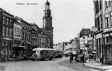 1937 Kromhout, Kromhout LW Gardner L6W, carr. Verheul, GTM 115 Haas, M-50660 NB-96-08