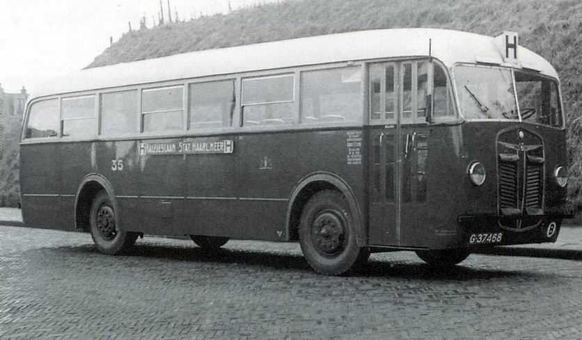 1937 Kromhout TB4 - Verheul, Waddinxveen 1937-1941