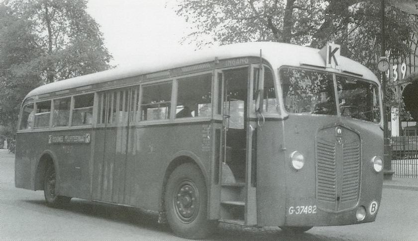 1937 Kromhout TB5cyl LW - Verheul, Waddinxveen 1937-1941