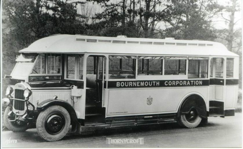 1937 LJ3000 - Thornycroft's of Basingstoke
