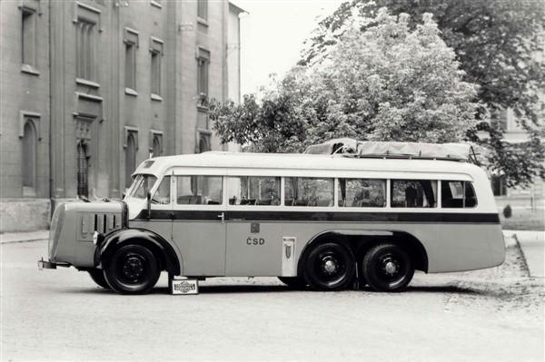 1937 Tatra 28b