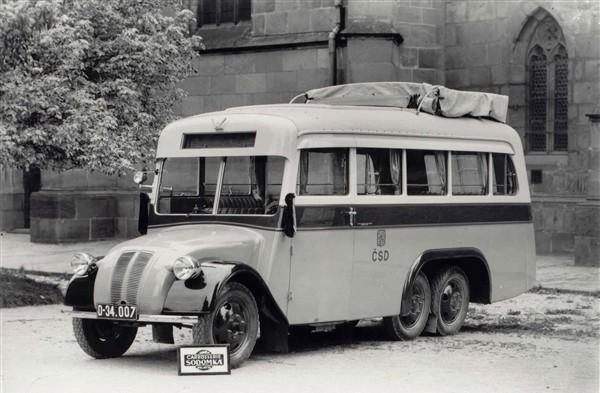 1937 Tatra 28c