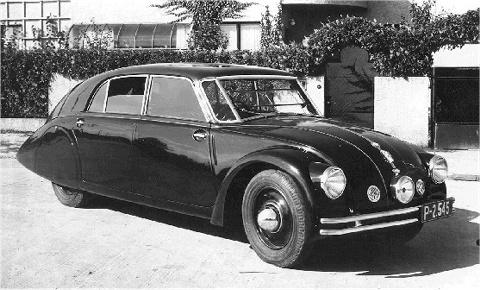 1937 Tatra T77a