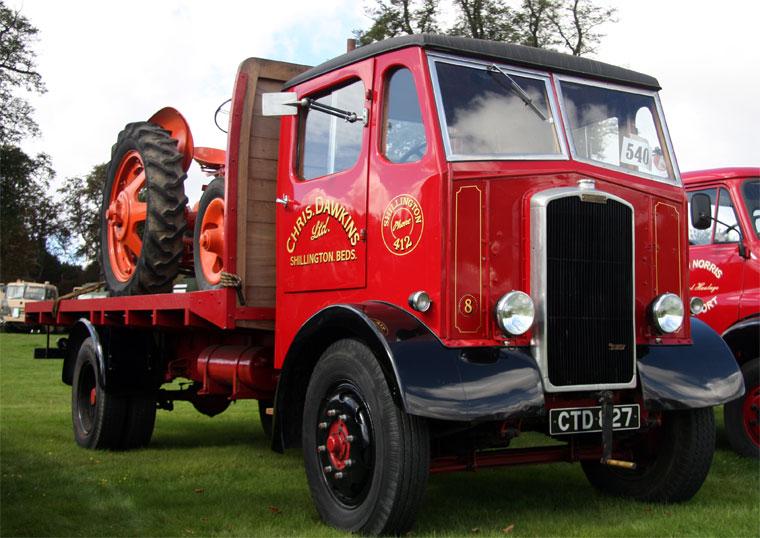 1937 Thornycroft Sturdy