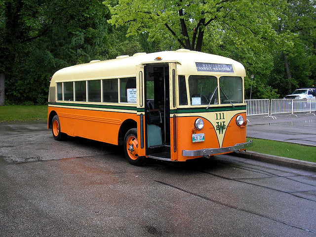 1937 Twin Coach 23R