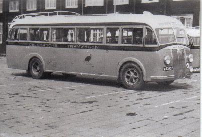 1938 Krupp KruppTD4-N332 Verheul GTW128 Strip M-53457 PB-08-49
