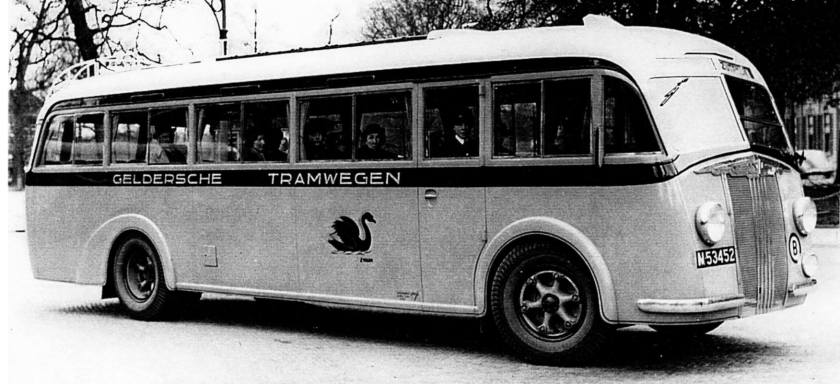 1938 Krupp TD4 Verheul