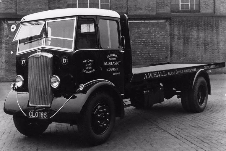 1938 Thornycroft Sturdy 274fdfe0