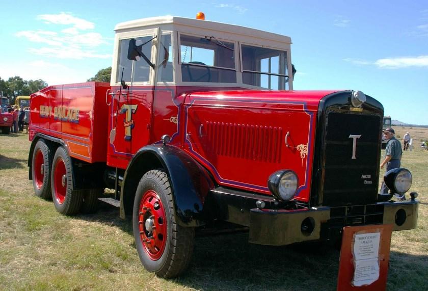 1938 Thornycroft