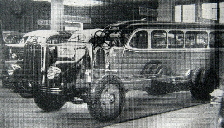 1938 Willems 1938 chassis B