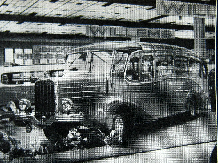 1938 Willems toerisme B
