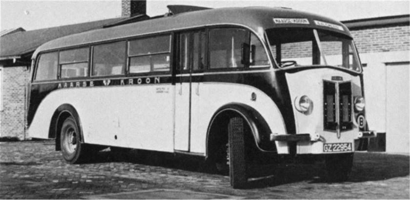 1939 Maarse & Kroon 32, Leyland Cheetah LZ1