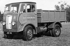 1939 Thornycroft Transport Equipment (Thornycroft) Ltd 1896-1988 UK