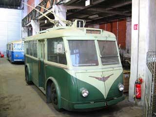 1939 Vétra CS55 n° 21 Poitiers F