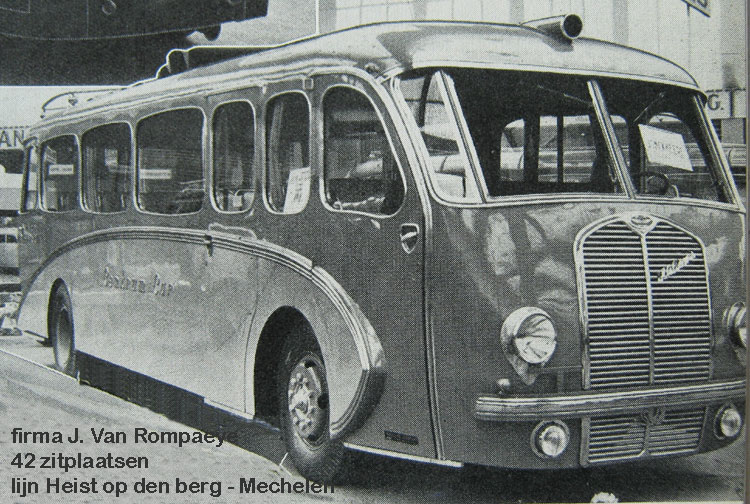 1939 Willems Centrum Car B