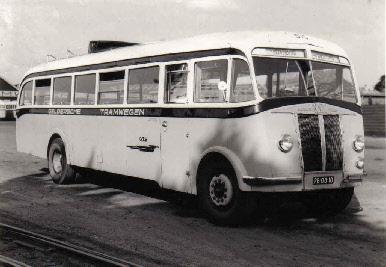 1940 Kromhout B-6 VB 2 carr Verheul GTW 175