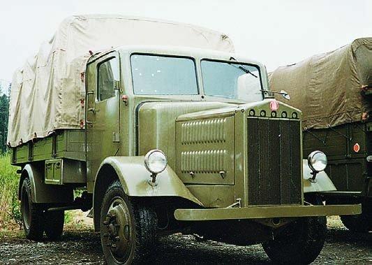 1940 Tatra-27В