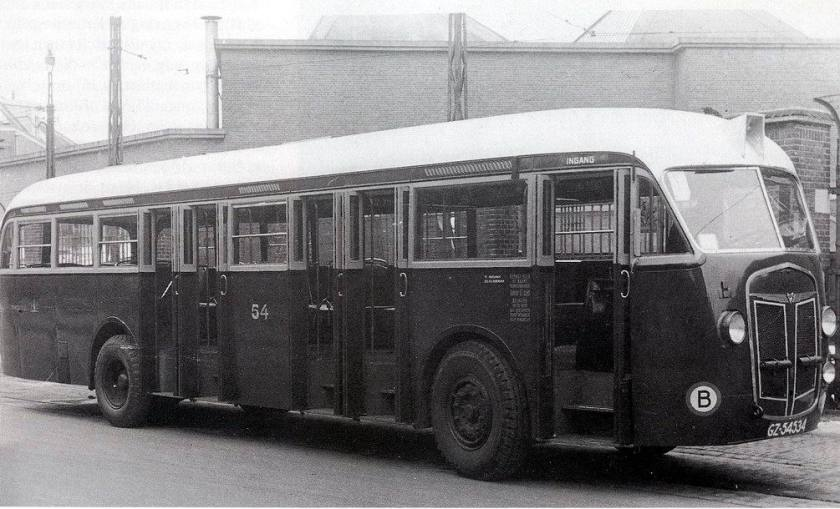 1941 Kromhout TB5 LW - Verheul, Waddinxveen