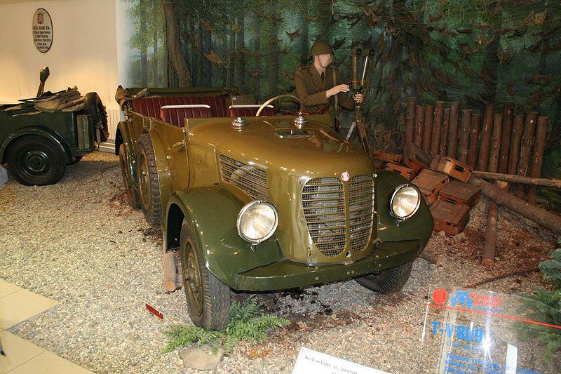 1941 Tatra T-V809