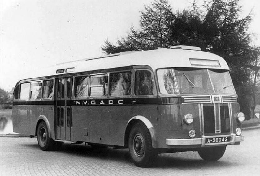 1942 26-03-1948 indienst bij de GADO Crossley Verheul