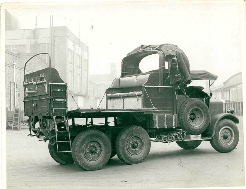 1942 Thornycroft military