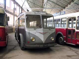 1943 Vétra-Berliet CB60 n° 10 Limoges F