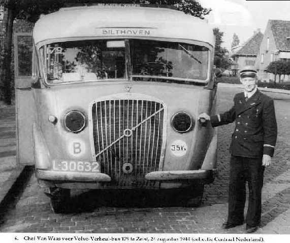 1944 Volvo Verheul Zeist