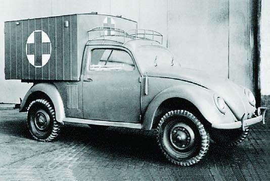 1945 Volkswagen-83 (KdF-83), 4x4