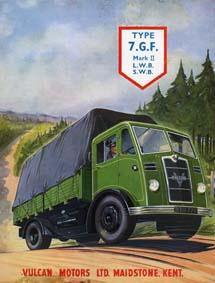 1945 Vulcan 7 GF Mark II