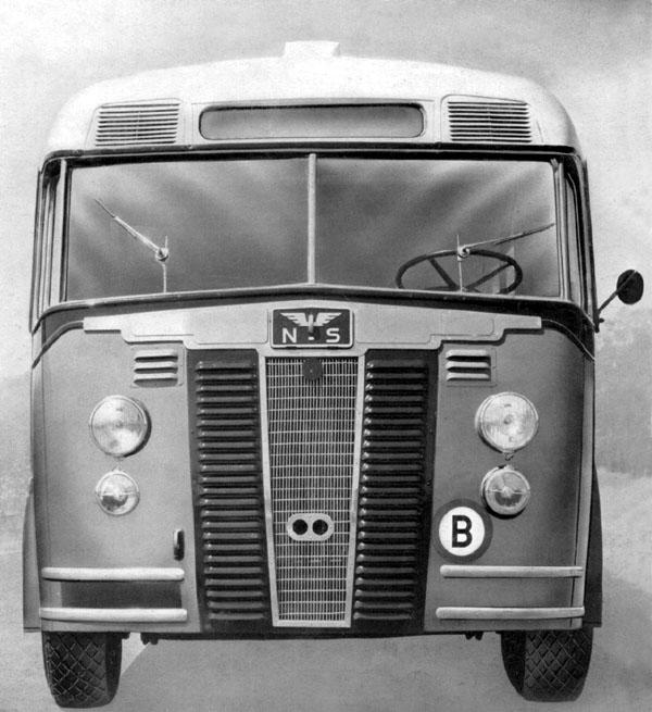 1946 Beijnes Werkspoor NS 0055