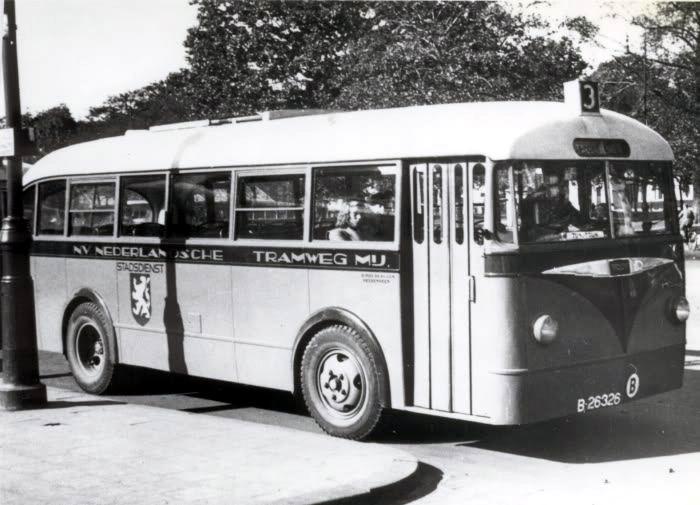 1946 Ford Verheul