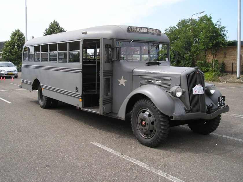 1946 Hermes White-rts te Doetinchem 090706