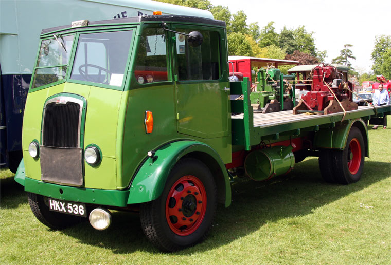 1946 Thornycroft Sturdy