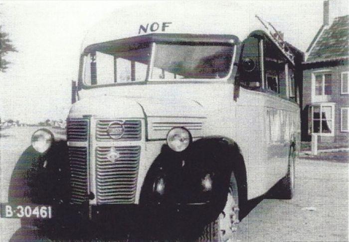 1946 Volvo B-30461
