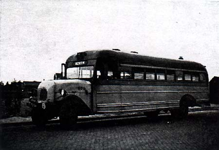1946 White Scoutcar NZH017