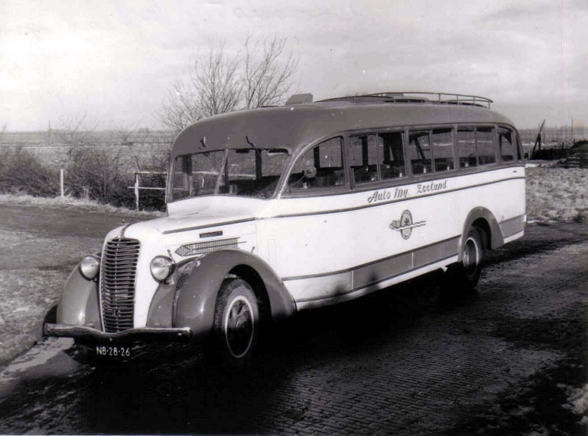 1947-52 Diamond carr. Verheul NB-28-26
