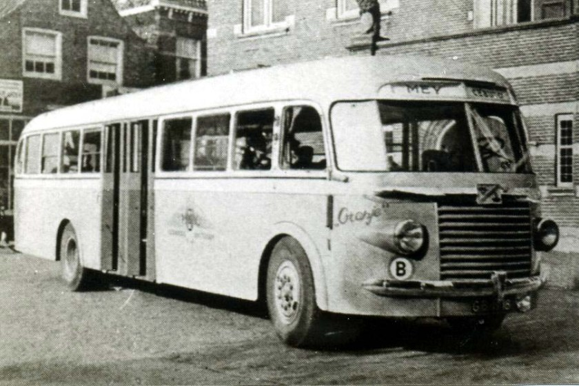 1947 Kromhout Verheul de Oranje