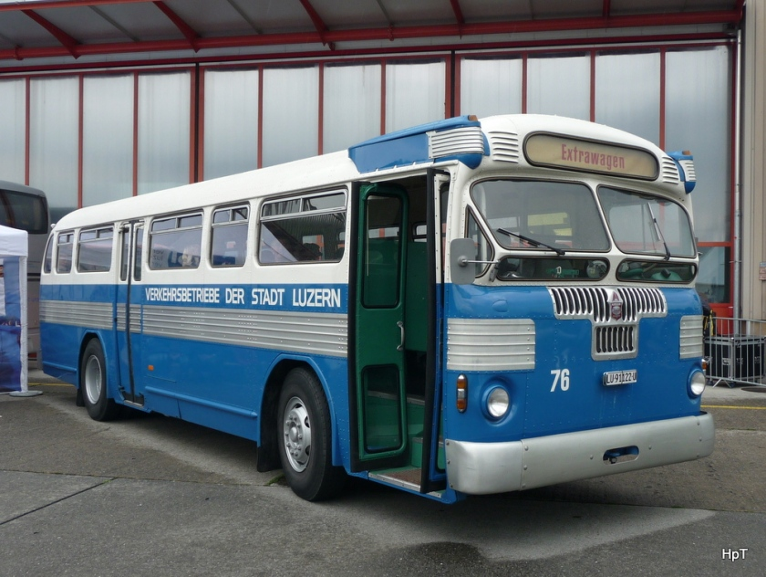1947 Twin Coach Nr.76 LU 91122 U