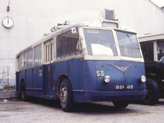 1947 Vétra CS60 n° 53 Marseille
