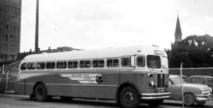 1947 Western Flyer Selkirk-Beaver Bus Lines 24