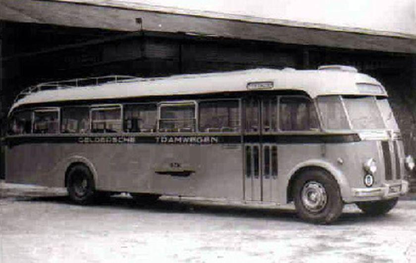 1948 AEC Regal MKIII AEC carr Verheul GTW 353